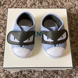 Infant fendi shoes
